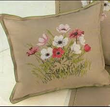 cross stitch cushions