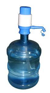 bottle water pumps