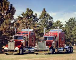 kenworth semi trucks