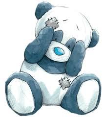 my blue nose friends binky