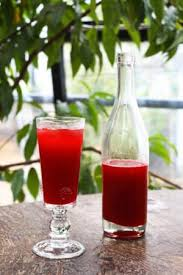 cordial drinks
