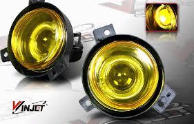ford ranger fog lights