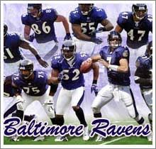 baltimore ravens football team
