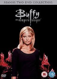 buffy season 2 dvd