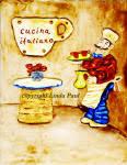 italian chef decorations