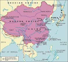 map china japan
