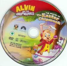 chipmunk dvd