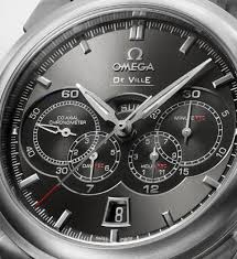 omega de ville co axial power reserve