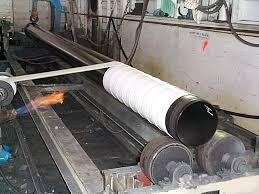 coating pipe