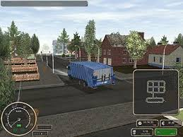 lorry driver game