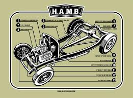 hot rod chassis