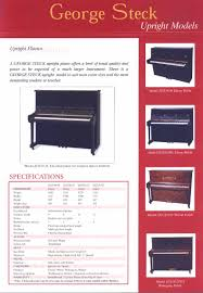 steck pianos