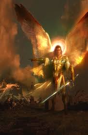 archangel michael picture