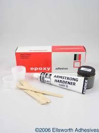 epoxy resin glue