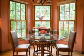dining room window