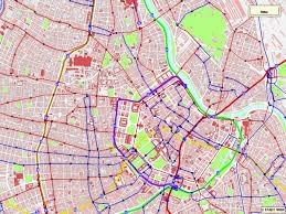 vienna city maps