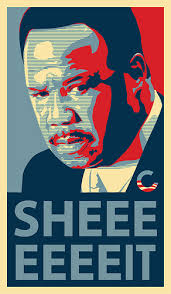 clay davis obama poster