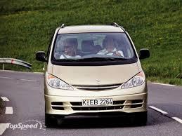 minivans toyota