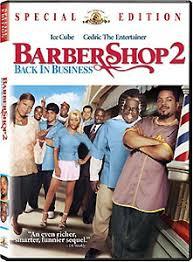 barbershop dvd