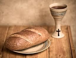 holy communion bread