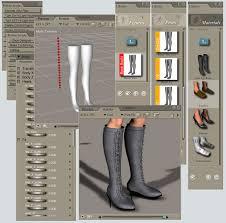 ladies shoe design