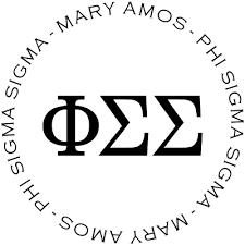 phi sigma sigma letters
