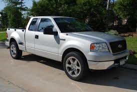 2005 ford f 150 supercab