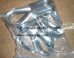 steel thimble