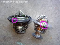 civic thermostat