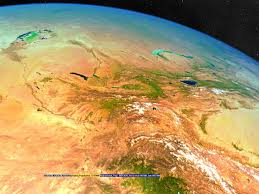 3d earth maps