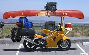 motorbike towbar