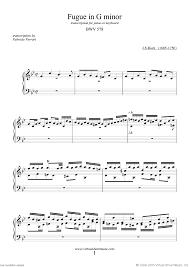 music sheet for keyboard