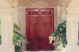 antique wood doors