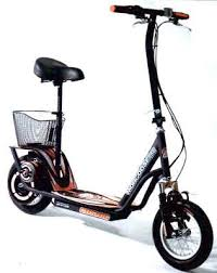 mongoose electric scooters