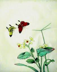 chinese butterflies
