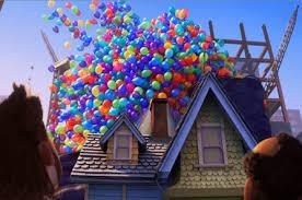 balloon up