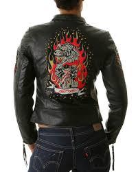 ed hardy tiger jacket
