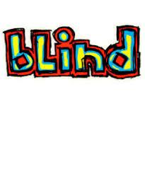 blind skateboarding logos