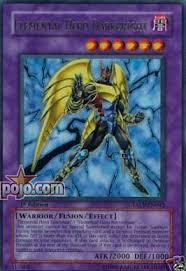 elemental hero fusions