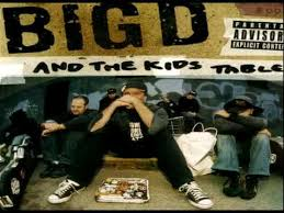 Big D And The Kids Table - Girls Against Drunk Bitches