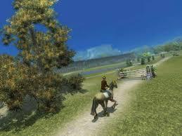 ride equestrian simulation