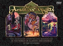 arabian nights game