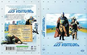 les visiteurs dvd