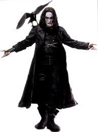 crow figurine