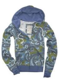 paisley sweatshirt