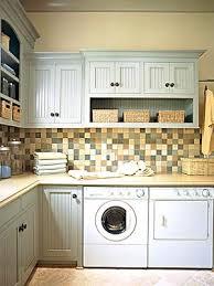 laundry room cupboard