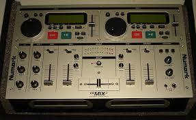 pro mixers