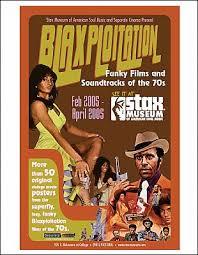 blaxploitation posters