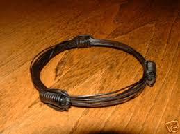 giraffe hair bracelet