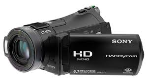 handy cam sony